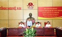 Nghe An province urged to boost economic restructuring