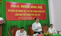 Can Tho, a driving force of the Mekong Delta