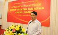 Activities to mark Vietnam Revolutionary Press Day