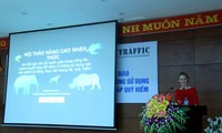 Vietnam enhances communications on not using rare wildlife products