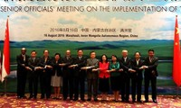 Consensus on creating a law enforcement framework for the East Sea issue