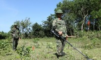 Enhancing international cooperation to support UXO victims