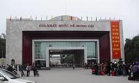 Enhancing Vietnam-China border trade