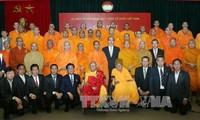 Vietnam, Thailand strengthen Buddhist relationship