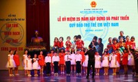 Vietnam Child Protection Fund celebrates 25th anniversary