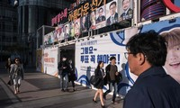 South Koreans vote to elect new president