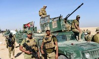 Iraqi Rapid Response retakes Harmat from IS
