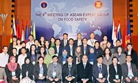 Kelompok pakar ASEAN mengadakan sidang tentang keselamatan bahan makanan