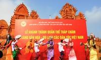 Ciri budaya Champa di kota Hanoi