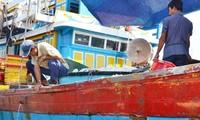 Reaksi Vietnam terhadap kasus kapal berkode QNG 90917 ditabrak rusak oleh kapal Tiongkok