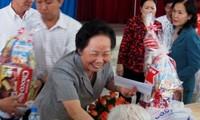 Aktivitas-aktivitas memperingati Hari Prajurit Penyandang Cacad dan Pahlawan Gugur Vietnam (27 Juli)
