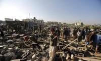 Menlu Yaman mengimbau kepada negara-negara Arab supaya melakukan intervensi di darat