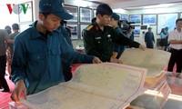 "Pameran peta dan dokumen ""Hoang Sa, Truong Sa wilayah Vietnam – bukti-bukti sejarah dan dasar hukum"""