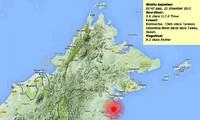 Gempa bumi dahsyat di Indonesia