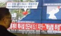 Uji nuklir yang dilakukan RDR Korea terus diprotes oleh Komunitas internasional