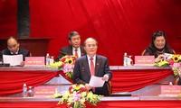 Kongres Nasional ke-12 PKV membahas banyak naskah dan mendengarkan banyak referat