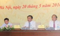 Kira-kira 69 juta pemilih di seluruh Vietnam akan memberikan suara pada pemilu MN VN ke-14