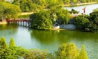 Hari Pariwisata Hanoi dibuka untuk menyambut tahun baru 2012