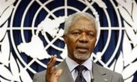 Misi utusan khusus Kofi Annan merupakan kesempatan terakhir untuk Suriah