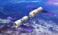 China to build a more efficient space station than the ISS in 2017