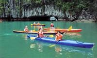 吉婆岛的探险与体验游