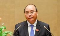 阮春福被提名担任政府总理