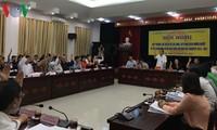 越南各地选择达标的国会代表和人民议会代表候选人