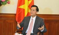 越南在性别平等和环保领域与国际组织合作