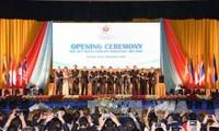 第49届东盟外长会巩固和发挥东盟的中心作用