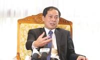 越南重申维护和平环境、捍卫独立主权的全方位对外路线