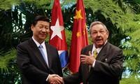 古巴与中国加强经济合作