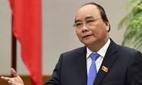 越南政府总理阮春福将对中国进行正式访问