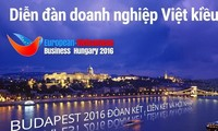 旅居欧洲越侨企业联合会举行企业论坛暨成立十周年纪念会