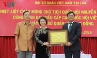 提高越南国会的地区地位