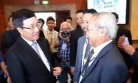 海外侨胞是加强越南与世界友好关系的桥梁