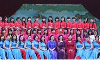 为河内市教育培训部门提出多项创意的老师——潘氏花黎