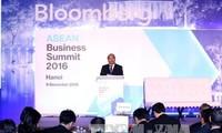企业界是东盟经济一体化进程的动力