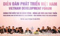阮春福:越南将努力改善投资营商环境和提高竞争力