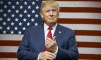 法新社把美国新当选总统特朗普选为2016年最有影响力的人物
