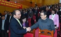 阮春福表示,卫生部门要将病人的满意度当做最重要目标