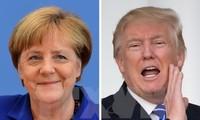 欧盟与美国新政府关系陷入紧张
