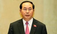 陈大光向公安部网络安全局和第五总局致以新春祝福