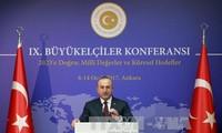 土耳其威胁将对希腊采取惩罚措施