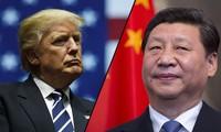 中国与美国同意推动双边关系