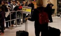 再有一位法官冻结美国总统特朗普的入境限制令
