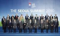 越南出席20国集团非正式外长会议