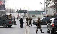 """""""伊斯兰国""""袭击阿富汗最大军医院 导致30多人丧生"""