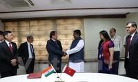 印度愿帮助越南发展信息技术