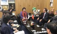 越南与日本加强信息技术领域合作