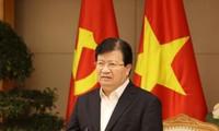 郑庭勇:采取措施保障各项增长目标得到实施